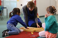 Caterpillar Montessori method image